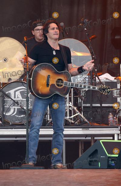 Joe Nichols Photo - 03 October 2015 - Las Vegas, NV -  Joe Nichols.  2015 Route 91 Harvest Festival Day 2 at MGM Village. Photo Credit: MJT/AdMedia