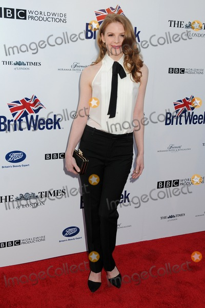 Ashley Bell Photo - 22 April 2014 - Los Angeles, California - Ashley Bell. 8th Annual BritWeek Launch Party held at the British Consulate General. Photo Credit: Byron Purvis/AdMedia