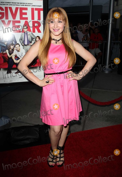 "Ariana Sloan Photo - 1 August 2013 - Hollywood, California - Ariana Sloan. ""I Give It A Year"" - Los Angeles Special Screening Held At ArcLight Cinemas. Photo Credit: Kevan Brooks/AdMedia"