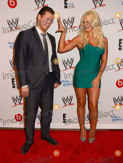 Photos and Pictures - 15 August 2013 - Beverly Hills, Ca ... The Miz And Maryse 2013