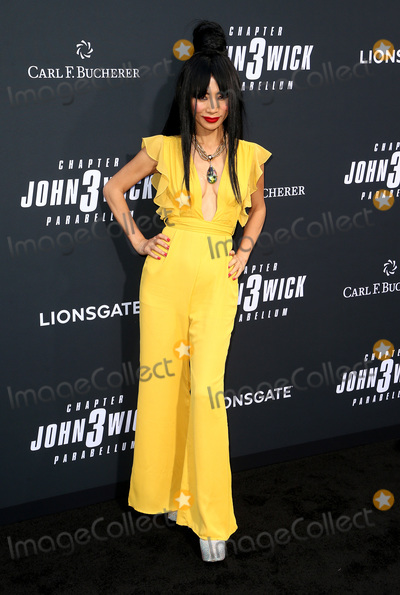 """Bai Ling, TCL Chinese Theatre, John Wicks Photo - 15 May 2019 - Hollywood, California - Bai Ling. """"John Wick: Chapter 3 - Parabellum"""" Los Angeles Premiere held at TCL Chinese Theatre. Photo Credit: Faye Sadou/AdMedia"""