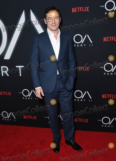 "Jason Isaacs Photo - 18 March 2019 - Los Angeles, California - Jason Isaacs. Netflix's ""The OA Part II"" Los Angeles Premiere held at LACMA. Photo Credit: Birdie Thompson/AdMedia"