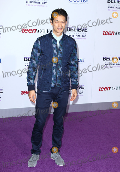 "Harry Shum, Harry Shum Jr., Harry Shum, Jr., Justin Bieber Photo - 18 December 2013 - Los Angeles, California - Harry Shum Jr.. ""Justin Bieber's Believe"" World Premiere held at Regal Cinemas L.A. Live. Photo Credit: Russ Elliot/AdMedia"