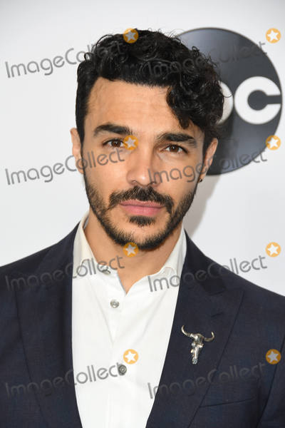 Shalim Ortiz, Shalim Photo - 05 February 2019 - Pasadena, California - Shalim Ortiz. Disney ABC Television TCA Winter Press Tour 2019 held at The Langham Huntington Hotel. Photo Credit: Birdie Thompson/AdMedia