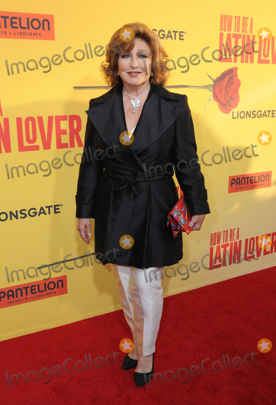 """Angelica  Maria, Angelica Maria, Lover, Anna Maria Perez de Taglé Photo - 26 April 2017 - Hollywood, California - Angelica  Maria. Los Angeles premiere of """"How To Be A Latin Lover"""" held at ArcLight Hollywood in Hollywood. Photo Credit: Birdie Thompson/AdMedia"""