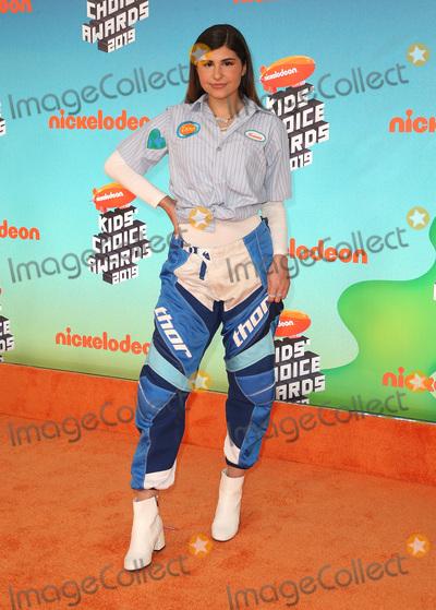 Sunny Malouf, King Sunny Adé Photo - 23 March 2019 - Los Angeles, California - Sunny Malouf. 2019 Nickelodeon Kids' Choice Awards held at The USC Galen Center. Photo Credit: Faye Sadou/AdMedia