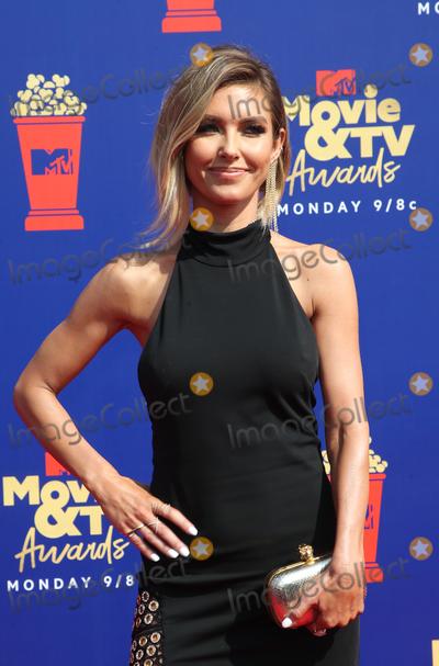 Audrina Patridge Photo - 15 June 2019 - Santa Monica, California - Audrina Patridge. 2019 MTV Movie And TV Awards  held at Barker Hangar. Photo Credit: Faye Sadou/AdMedia