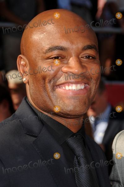Anderson Silva Photo - 11 July 2012 - Los Angeles, California - Anderson Silva. 2012 ESPY Awards - Arrivals held at Nokia Theatre L.A. Live. Photo Credit: Byron Purvis/AdMedia