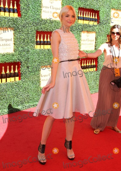 Jaime King, Will Rogers, King Sunny Adé Photo - 9 October 2011 - Pacific Palisades, California - Jaime King. 2nd annual Veuve Clicquot Polo Classic Held at At Will Rogers State Historic Park. Photo Credit: Kevan Brooks/AdMedia