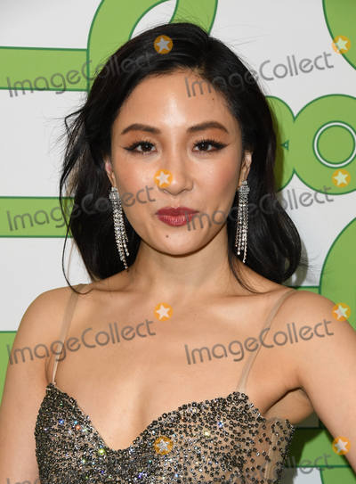 Constance Wu Photo - 06 January 2019 - Beverly Hills , California - Constance Wu . 2019 HBO Golden Globe Awards After Party held at Circa 55 Restaurant in the Beverly Hilton Hotel. Photo Credit: Birdie Thompson/AdMedia