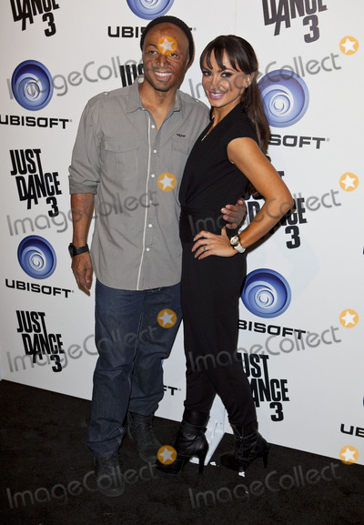 J R Martinez, J. R. Martinez, J.R. Martinez, JR Martinez, Karina Smirnoff Photo - 4 October 2011 - Beverly Hills, California - J.R. Martinez, Karina Smirnoff. Ubisoft Presents The Launch of Just Dance 3 held at The Beverly. Photo Credit: Emiley Schweich/AdMedia