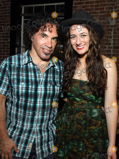 John Oates, Alyssa Bonagura, Pete Huttlinger Photo - July 26, 2011 - Nashville, TN - John Oates and Alyssa Bonagura. Artists, musicians and songwriters came together at Mercy Lounge to help raise funds for Pete Huttlinger, a widely respected guitarist and Nashville studio artist.  Huttlinger has a congenital heart disease and is in need of a heart transplant. Photo credit: Dan Harr/Admedia