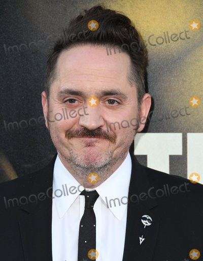 """Ben Falcone, TCL Chinese Theatre Photo - 05 August 2019 - Hollywood, California - Ben Falcone. """"The Kitchen"""" Los Angeles Premiere held at TCL Chinese Theatre. Photo Credit: Birdie Thompson/AdMedia"""