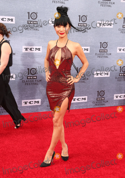 """Bai Ling, TCL Chinese Theatre Photo - 11 April 2019 - Hollywood, California - . 2019 TCM Classic Film Festival Opening Night Gala And 30th Anniversary Screening Of """"When Harry Met Sally"""" held at TCL Chinese Theatre. Photo Credit: Faye Sadou/AdMedia11 April 2019 - Hollywood, California - Bai Ling. 2019 TCM Classic Film Festival Opening Night Gala And 30th Anniversary Screening Of """"When Harry Met Sally"""" held at TCL Chinese Theatre. Photo Credit: Faye Sadou/AdMedia"""