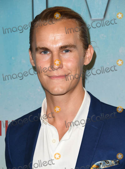 "Rhys Wakefield Photo - 10 January 2019 - Hollywood, California - Rhys Wakefield. ""True Detective"" third season premiere held at Directors Guild of America. Photo Credit: Birdie Thompson/AdMedia"