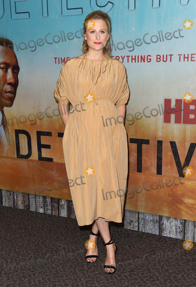 "Mamie Gummer Photo - 10 January 2019 - Hollywood, California - Mamie Gummer. ""True Detective"" third season premiere held at Directors Guild of America. Photo Credit: Birdie Thompson/AdMedia"