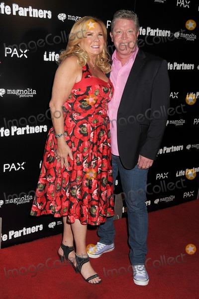 "Brian Quattrini Photo - 18 November 2014 - Hollywood, California - Anne O'Shea, Brian Quattrini. ""Life Partners"" Los Angeles Special Screening held at Arclight Cinemas. Photo Credit: Byron Purvis/AdMedia"