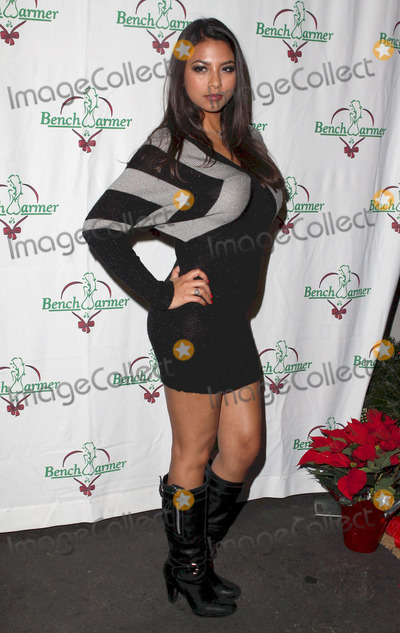 Alexis Lopez Photo - 08 December 2010 - Hollywood, California - Alexis Lopez. 5th Annual Bench Warmer Holiday Christmas Toys for Tots Party held at The Colony Club. Photo: Charles Harris/AdMedia