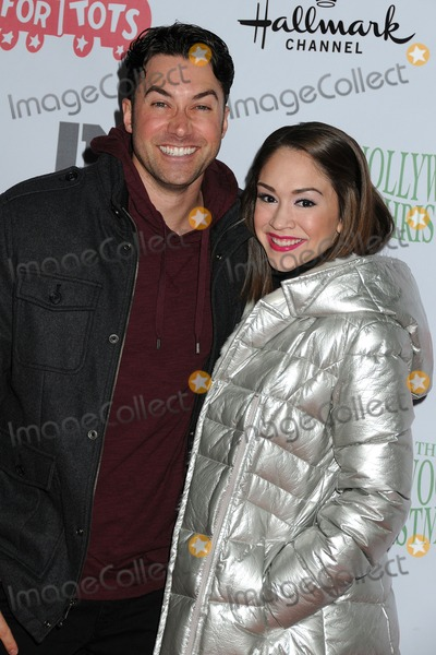 Ace Young, Diana DeGarmo Photo - 1 December 2013 - Hollywood, California - Ace Young, Diana Degarmo. 82nd Annual Hollywood Christmas Parade held on Hollywood Blvd. Photo Credit: Byron Purvis/AdMedia