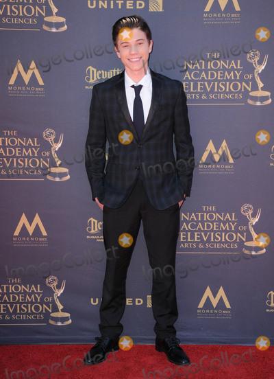 Anthony Turpel, (+44), +44 Photo - 30 April 2017 - Pasadena, California - Anthony Turpel. 44th Annual Daytime Emmy Awards held at Pasadena Civic Centerin Pasadena. Photo Credit: Birdie Thompson/AdMedia