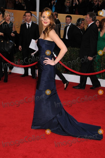 Jennifer Lawrence Photo - 27 January 2013 - Los Angeles, California - Jennifer Lawrence. 19th Annual Screen Actors Guild Awards - Arrivals held at The Shrine Auditorium. Photo Credit: Byron Purvis/AdMedia