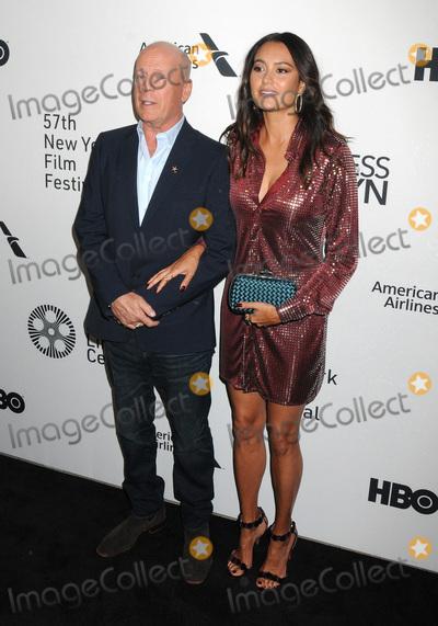 "Bruce Willis, Emma Heming Photo - 11 October 2019 - New York, New York - Bruce Willis, Emma Heming Willis. ""Motherless Brooklyn"" Premiere during the 57th New York Film Festival. Photo Credit: AdMedia"