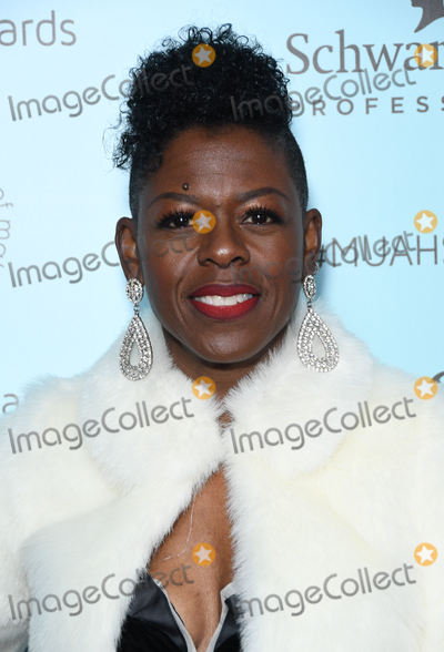 Angie Wells Photo - 16 February 2019 - Los Angeles, California - Angie Wells. The 6th Annual Make-Up Artists and Hair Stylists Guild Awards held at The Novo at L.A. Live. Photo Credit: Birdie Thompson/AdMedia