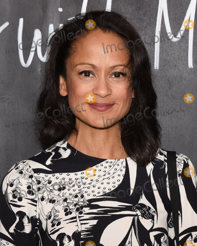 "Anne-Marie Johnson, Ann-Marie Johnson, Anne Marie, Teairra Marí, Ann Marie Photo - 08 February 2020 - Hollywood, California - Anne-Marie Johnson. ""How to Get Away with Murder"" Series Finale at Yamashiro. Photo Credit: Billy Bennight/AdMedia"