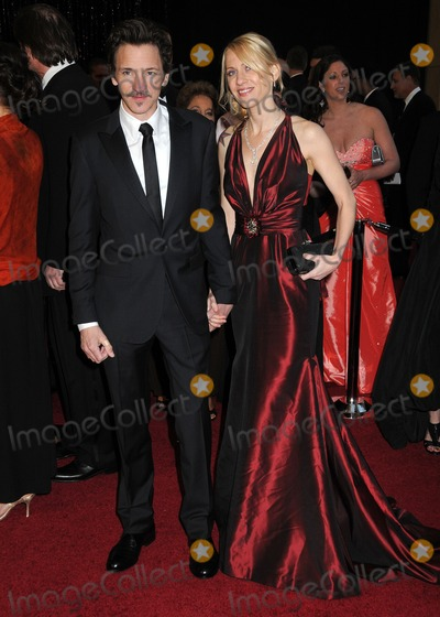 John Hawkes Photo - 27 February 2011 - Hollywood, California - John Hawkes and guest. 83rd Annual Academy Awards - Arrivals held at the Kodak Theatre. Photo: Byron Purvis/AdMedia