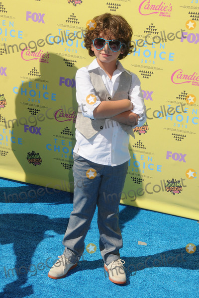 August Maturo Photo - 16 August 2015 - Los Angeles, California - August Maturo. Teen Choice Awards 2015 - Arrivals held at the USC Galen Center. Photo Credit: Byron Purvis/AdMedia