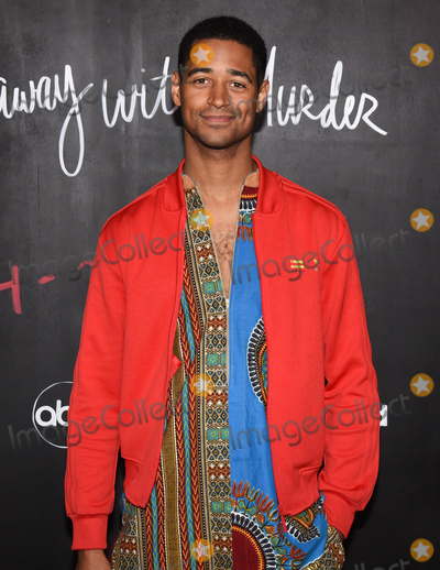 """Alfred Enoch Photo - 08 February 2020 - Hollywood, California - Alfred Enoch. """"How to Get Away with Murder"""" Series Finale at Yamashiro. Photo Credit: Billy Bennight/AdMedia"""