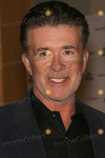"Alan Thicke, Robin Thicke Photo - 13 December 2016 - Burbank, California - Alan Thicke, beloved TV dad and real-life father of R&B and pop superstar Robin Thicke, died Tuesday at age 69, of a heart attack while playing hockey with his 19 year-old son Carter Thicke. File Photo: 25 January 2006 - Santa Barbara, California - Alan Thicke.  SBIFF Opening Night - ""Factory Girl"" Premiere held at Arlington Theatre. Photo Credit: Zach Lipp/AdMedia"