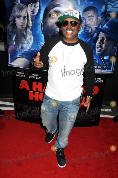 "Alex Thomas Photo - 16 April 2014 - Los Angeles, California - Alex Thomas. ""A Haunted House 2"" Los Angeles Premiere held at Regal Cinemas LA Live. Photo Credit: Byron Purvis/AdMedia"
