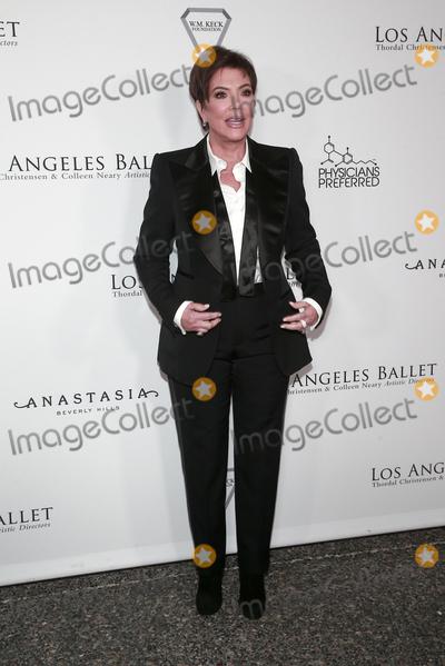 Kris Jenner Photo - 28 February 2020 - Santa Monica, California - Kris Jenner. Los Angeles Ballet Gala held at The Broad Stage. Photo Credit: FS/AdMedia
