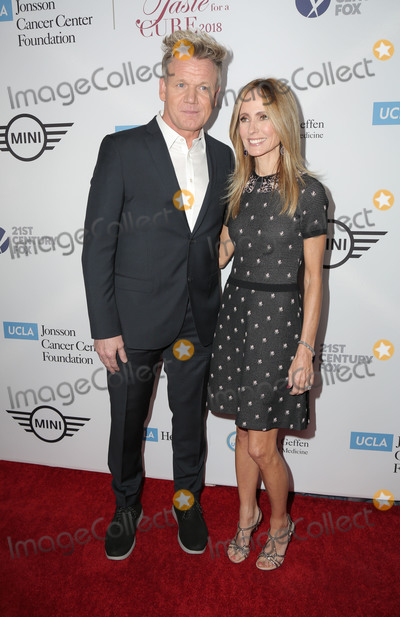 Dana Walden, Gordon Ramsay Photo - 27 April 2018 - Beverly Hills, California - Gordon Ramsay, Dana Walden.  UCLA Jonsson Cancer Center Foundation Hosts 23rd Annual 'Taste for a Cure' Event held at Regent Beverly Wilshire Hotel. Photo Credit: PMA/AdMedia