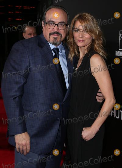 "David Zayas, Susan Misner Photo - 01 December 2016 - Hollywood, California - David Zayas, Susan Misner. Premiere Of Hulu's ""Shut Eye"" held at ArcLight Hollywood. Photo Credit: F. Sadou/AdMedia"