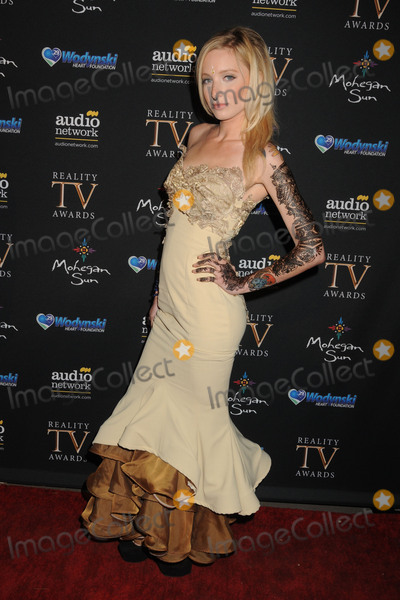 Ashley Fonda Photo - 13 May 2015 - Hollywood, California - Ashley Fonda. 3rd Annual Reality TV Awards held at The Avalon-Hollywood. Photo Credit: Byron Purvis/AdMedia