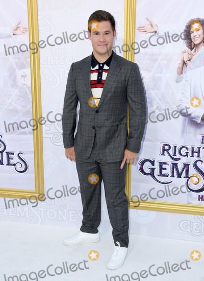 "Adam DeVine Photo - 25 July 2019 - Los Angeles, California - Adam Devine. HBO's ""The Righteous Gemstones"" Los Angeles Premiere held at Paramount Theater. Photo Credit: Birdie Thompson/AdMedia"