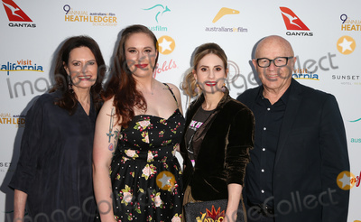 Heath Ledger, Kate Ledger, Ashleigh Bell Photo - 01 June 2017 - West Hollywood, California - Sally Bell, Ashleigh Bell, Kate Ledger, Kim Ledger. The 9th Annual Australians In Film Heath Ledger Scholarship Dinner. Photo Credit: F. Sadou/AdMedia