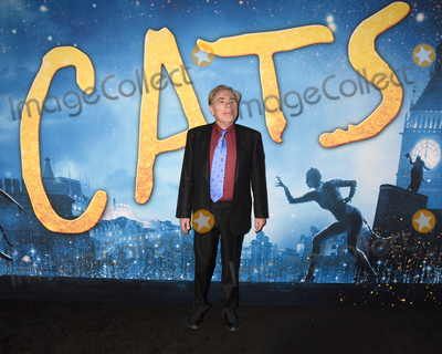 "Andrew Lloyd Webber Photo - 16 December 2019 - New York, New York - Andrew Lloyd Webber at the World Premiere of ""CATS"" at Alice Tully Hall in Lincoln Center. Photo Credit: LJ Fotos/AdMedia"