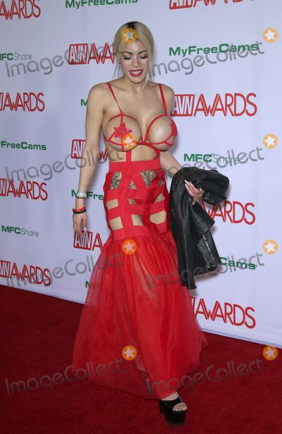 Amber Alena Photo - 26 January 2019 - Las Vegas, NV - Amber Alena.  2019 AVN Awards red carpet at The Joint inside Hard Rock Hotel and Casino Las Vegas. Photo Credit: MJT/AdMedia