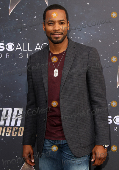 Anthony Montgomery Photo - 19 September 2017 - Hollywood, California - Anthony Montgomery. Star Trek: Discovery Premiere held at the ArcLight Cinerama Done in Hollywood. Photo Credit: AdMedia