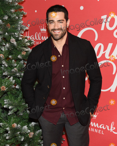 Jesse Metcalf, Jesse Metcalfe Photo - 20 November 2019 - Hollywood, California - Jesse Metcalf. Hallmark Channels 10th Anniversary Countdown to Christmas - Christmas Under the Stars Screening and Party. Photo Credit: Billy Bennight/AdMedia