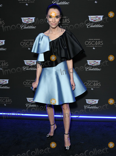 Abigail Spencer Photo - 06 February 2020 - Los Angeles - Abigail Spencer. Cadillac Celebrates The 92nd Annual Academy Awards held at Chateau Marmont. Photo Credit: Birdie Thompson/AdMedia