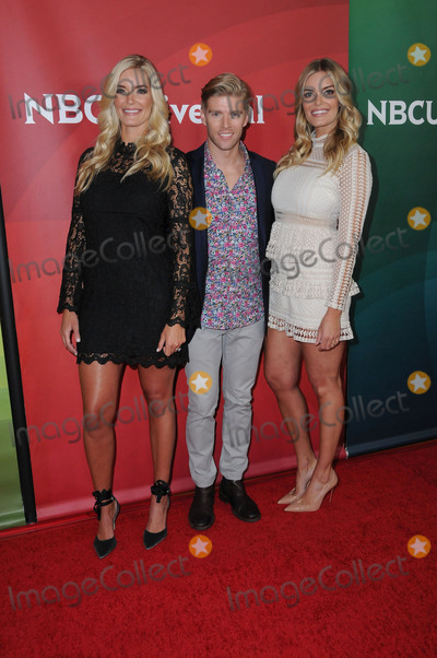 Kyle Cook, Lauren Wirkus, Ashley Wirkus, Kyle Cooke Photo - 17 January 2017 - Pasadena, California - Ashley Wirkus, Kyle Cooke, Lauren Wirkus. 2017 NBCUniversal Winter Press Tour held at the Langham Huntington Hotel. Photo Credit: Birdie Thompson/AdMedia