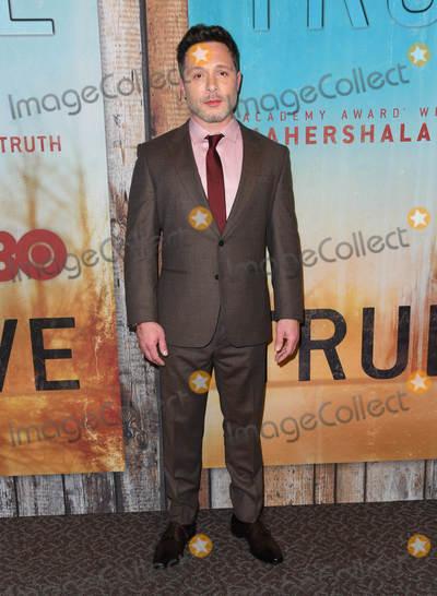"Nic Pizzolatto Photo - 10 January 2019 - Hollywood, California - Nic Pizzolatto. ""True Detective"" third season premiere held at Directors Guild of America. Photo Credit: Birdie Thompson/AdMedia"