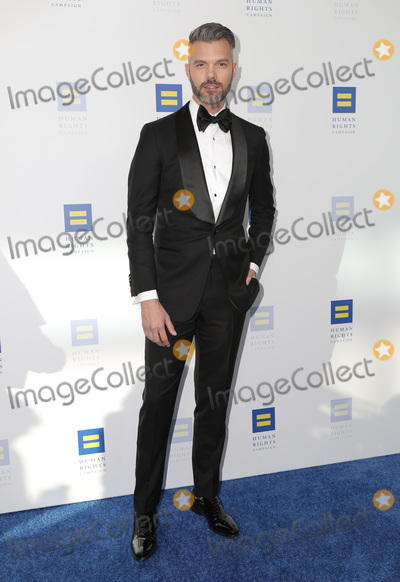 A.J. Gibson, AJ Gibson Photo - 30 March 2019 - Los Angeles, California - A.J. Gibson. The Human Rights Campaign 2019 Los Angeles Gala Dinner held at JW Marriott Los Angeles at L.A. LIVE. Photo Credit: PMA/AdMedia