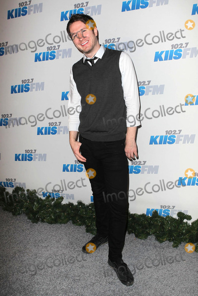 Adam Young, Owl City Photo - 3 December 2012 - Los Angeles, California - Adam Young, Owl City. KIIS FM 2012 Jingle Ball - Night 2 held at Nokia Theatre L.A. Live. Photo Credit: Kevan Brooks/AdMedia