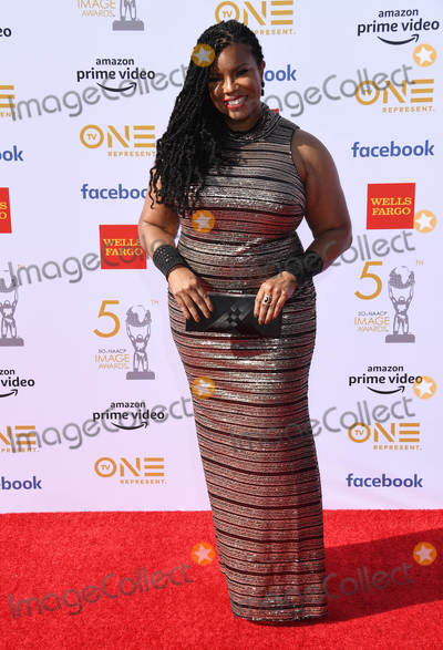 April Reign Photo - 30 March 2019 - Hollywood, California - April Reign. 2019 NAACP Image Awards held at Dolby Theater. Photo Credit: Birdie Thompson/AdMedia