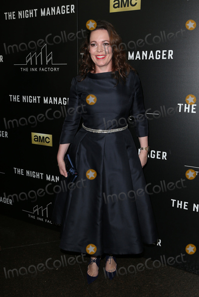 "Olivia Coleman Photo - 05 April 2016 - West Hollywood, Olivia Coleman. Premiere Of AMC's ""The Night Manager"" at The DGA Theater. Photo Credit: F.Sadou/AdMedia"